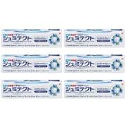 【まとめ買い割引】アース製薬 薬用シュミテクト コンプリートワン EX 90g 6個 [歯磨き粉]