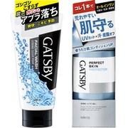 【らくらくカートイン】ギャツビー GATSBY マンダム mandom 洗顔料+化粧水セット [「フェイシャルウォッシュストロングクリアフォーム」+「パーフェクトスキンプロテクター」]