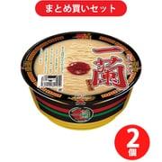 【らくらくカートイン】一蘭 一蘭 とんこつ 1食 2セット [カップ麺 ノンフライ麺]