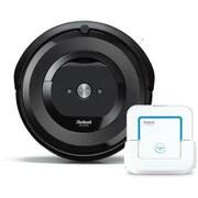iRobot アイロボット ルンバ + ブラーバ 同時購入お買い得セット [「ルンバ e5 ロボット掃除機 Roomba(ルンバ) チャコール」 + 「B250060 床拭きロボット Braava jet 250(ブラーバジェット) ホワイト」]