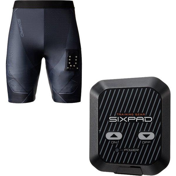 【らくらくカートイン】MTG SIXPAD シックスパッド パワースーツ ライト ヒップアンドレッグ メンズ L + 専用コントローラー セット [SE-AW00C-L + SE-AU00A]