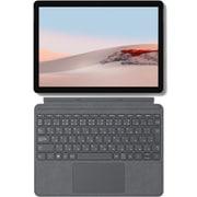 【まとめ買い割引】Surface Go 2 タイプカバーセット [「STV-00012 Surface Go(サーフェス ゴー 2) 10.5インチ/インテル Pentium Gold 4425Y/メモリ 4GB/eMMC 64GB/プラチナ」 + 「KCS-00144 Surface Go Signature タイプ カバー プラチナ」]