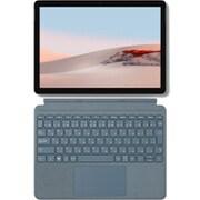 【まとめ買い割引】Surface Go 2 タイプカバーセット [「TFZ-00011 Surface Go(サーフェス ゴー 2) 10.5インチ/LTE/Core m3/メモリ 8GB/SSD 128GB/プラチナ」 + 「KCS-00123 Surface Go Signature  タイプ カバー アイスブルー」]