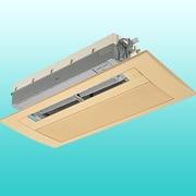XCS-B281CC2/S [天井ビルトインエアコン 1方向タイプ 10畳・単相200V]