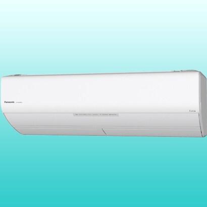 CS-WX568C2-W [Eolia(エオリア) エコナビ・ナノイーX搭載 お掃除エアコン (18畳・単相200V) WXシリーズ クリスタルホワイト 2018年モデル]