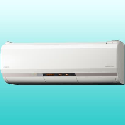 RAS-XK63J2 W [寒冷地向け お掃除エアコン (20畳・単相200V) メガ暖白くまくん スターホワイト XKシリーズ]