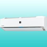 AY-J56H2-W [プラズマクラスター25000搭載 エアコン (18畳・単相200V) ホワイト系 J-Hシリーズ]