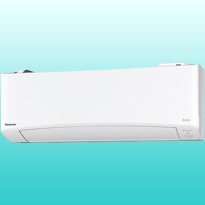 CS-EX259C-W [Eolia(エオリア) エコナビ・ナノイーX搭載 お掃除エアコン (8畳・単相100V) EXシリーズ クリスタルホワイト 2019年モデル]
