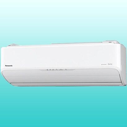 CS-AX289C-W [Eolia(エオリア) エコナビ・ナノイーX搭載 お掃除エアコン (10畳・単相100V) AXシリーズ クリスタルホワイト 2019年モデル]