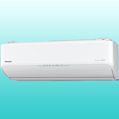 CS-AX809C2-W [Eolia(エオリア) エコナビ・ナノイーX搭載 お掃除エアコン (26畳・単相200V) AXシリーズ クリスタルホワイト 2019年モデル]