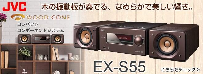JVC EX-S55