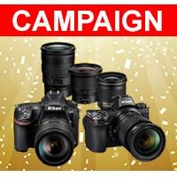 カメラメーカーキャンペーン