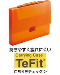 疲れにくいケースファイル TEFIT