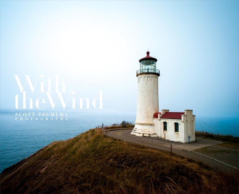 スコット津村 写真集「With the Wind」