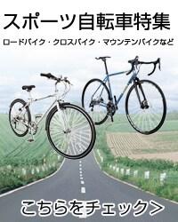 スポーツ自転車特集ストア