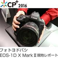 EOS-1D X Mark IIレポート