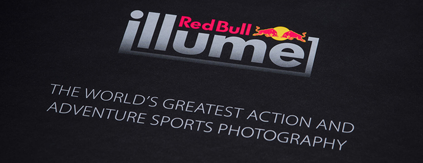 「Red Bull Illume Photo book」好評販売中