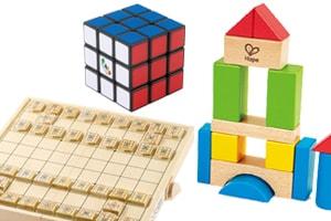 直感力を養う!知育玩具・おもちゃ特集