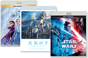 新作Blu-ray&DVDソフト特集
