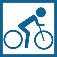 サイクリング対応スマートウォッチ