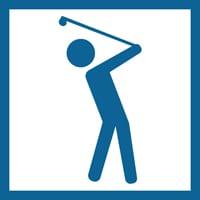 ゴルフ対応スマートウォッチ