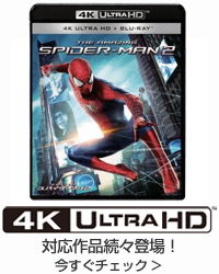 4K Ultra HD Blu-ray特集